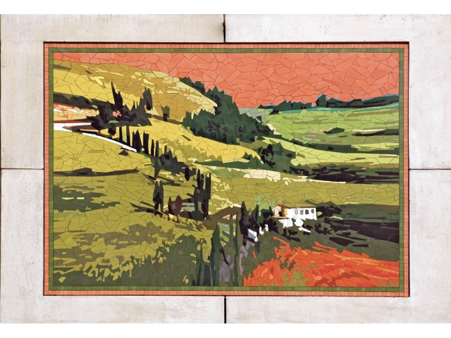 Tuscan Pastoral, The Siena, Montclair, NJ